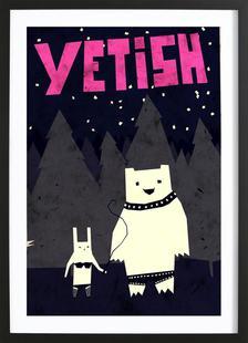 Yetish