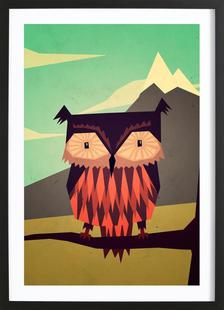 Critter Owl
