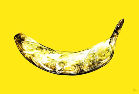 Lambda-Banana