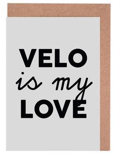 Velo Is My Love