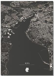 Kiel City Map