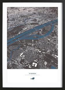 Vienna City Map