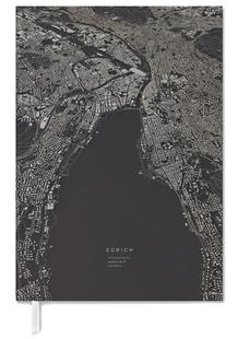 Zürich City Map