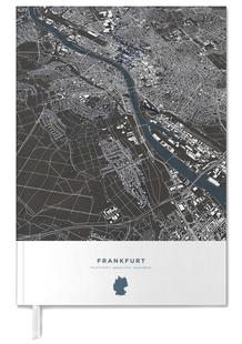 Frankfurt City Map