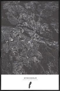 Stockholm City Map