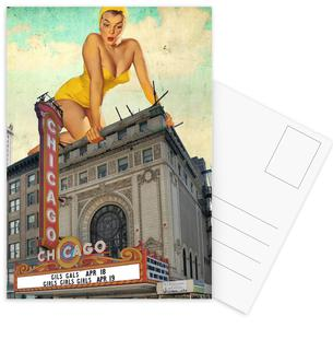 Chicago Pinup