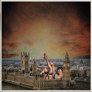 London Pinup