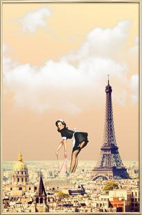 Paris Pinup