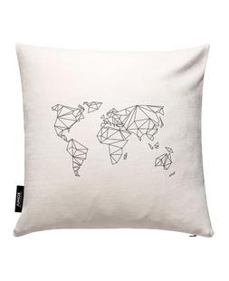 Geometrical World - white