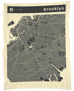 City Maps Series 3 Series 3 - Brooklyn