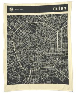 City Maps Series 3 Series 3 - Milan
