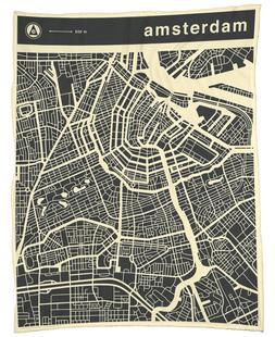 City Maps Series 3 - Amsterdam