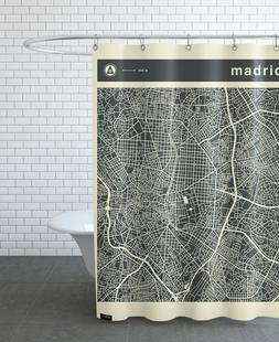 City Maps Series 3 - Madrid