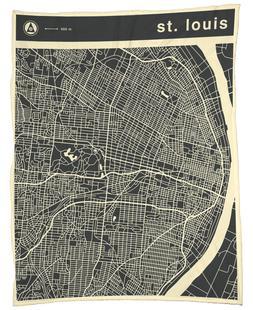 City Maps Series 3 - St. Louis