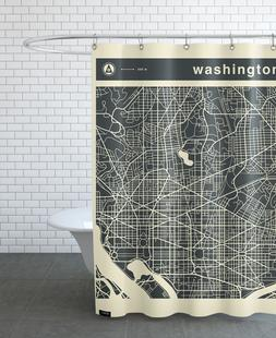 City Maps Series 3 - Washington