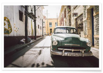 Classic Cuban Ride