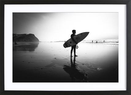 Off for a Surf I