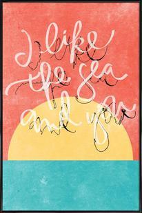 I Like The Sea + You