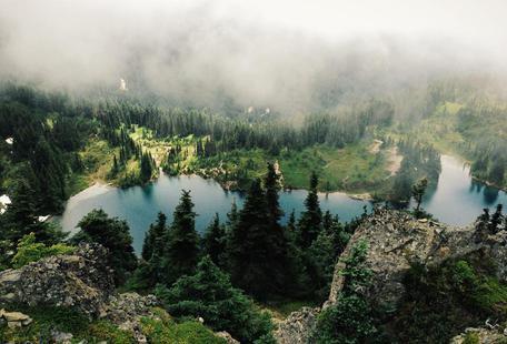 Rainier Eunice Lake