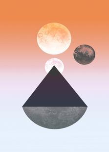 Moon Triangle