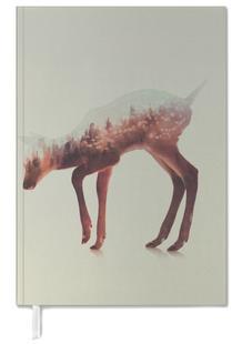 Norwegian Woods: The Deer