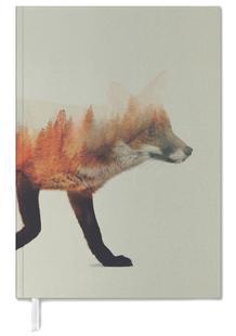 Norwegian Woods: The Fox