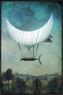 The Moon Ship