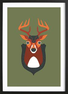 Blankensee - Deer