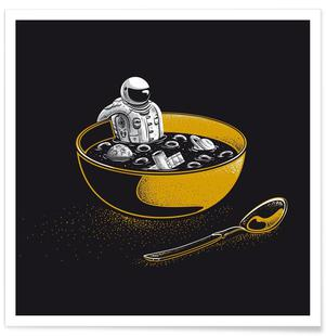 Space Flakes
