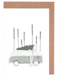 Winter Van