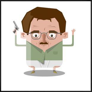 Heisenberg Pants