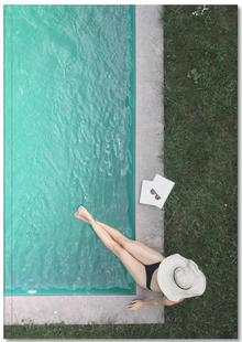 Summer at the Pool