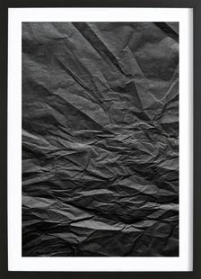 Black Paper Landscape