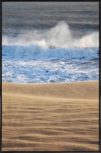 Where Desert Meets Ocean