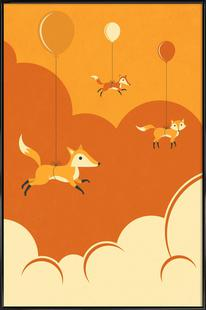 Flock of Foxes
