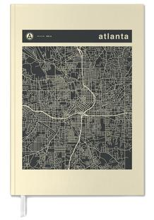 City City Maps Series 3s Series 3 - Atlanta