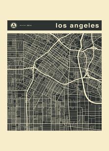 City City Maps Series 3s Series 3 -  Los Angeles