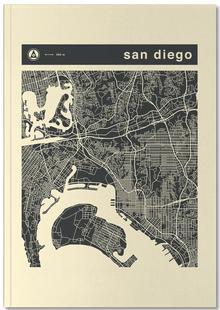 City Maps Series 3 Series 3 - San Diego