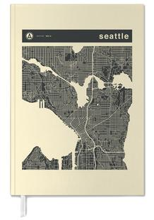 City Maps Series 3 Series 3 - Seattle