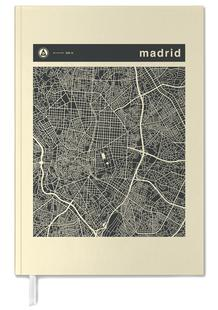 City Maps Series 3 Series 3 - Madrid