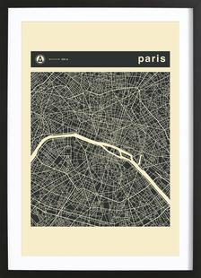 City Maps Series 3 - Paris