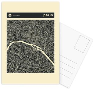 City Maps Series 3 - Paris