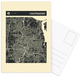 City Maps Series 3 - Rochester