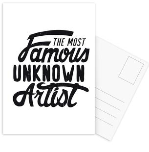 The Most Famous Unknown Artist