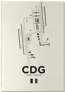 CDG Airport Paris
