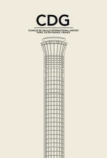 CDG Paris Tower