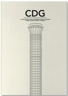 CDG Paris Tower