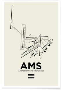 AMS Airport Amsterdam