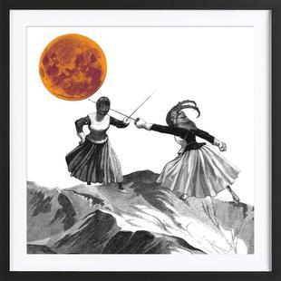 Moon Fencers
