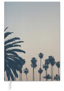 Echo Park Palms